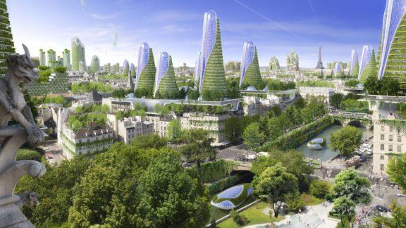 Paris wird grün