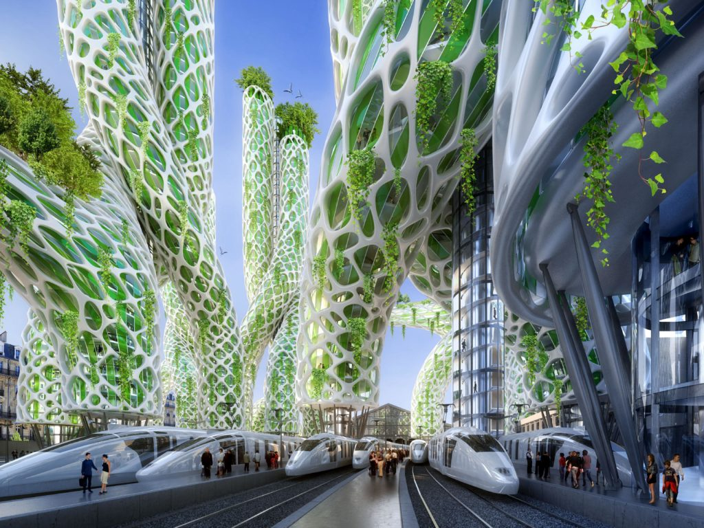 Paris 2050, Vincent Callebaut