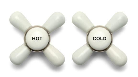 Künstliche Muskeln geben uns Kalt Warm