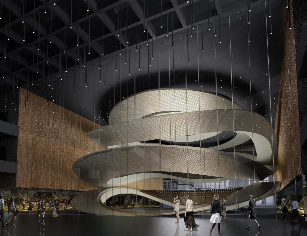 26-Meter-hoher-Konzertsaal