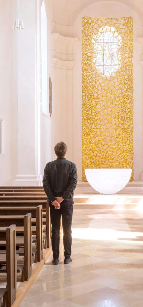 Altar von vorne