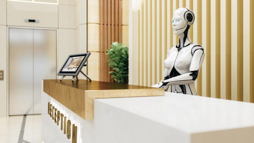 Roboterhotel: Ohne Menschen geht's noch nicht