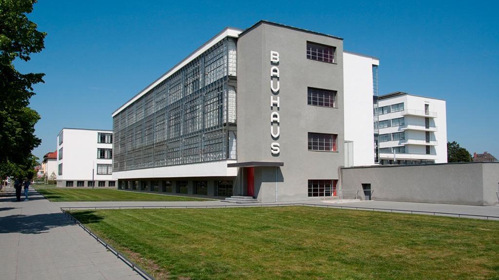 100 Jahre Bauhaus, Bauhausgebäude Dessau