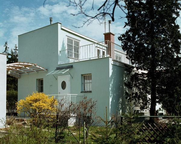 Architektur Wien, 1932, Werkbundsiedlung, Josef Frank
