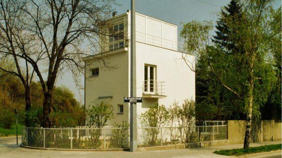 Haus von Oswald Haerdtl, Wiener Werkbundsiedlung
