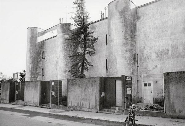 Architektur Wien, 1932, Werkbundsiedlung, André Lurçat
