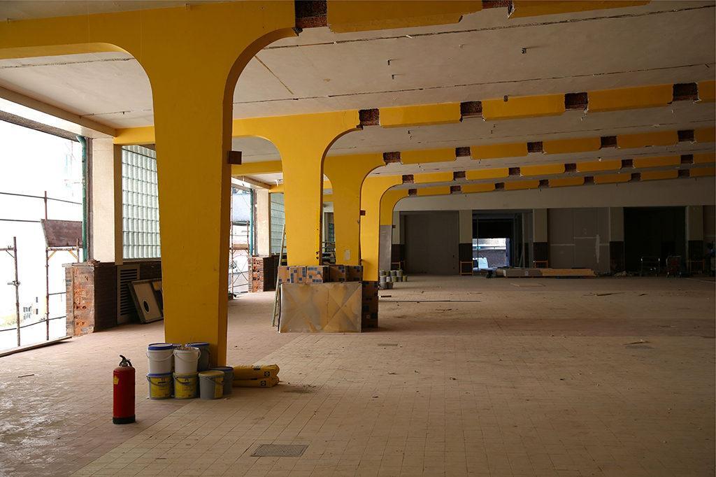 Radikaler Funktionalismus: Die Tabakfabrik Linz