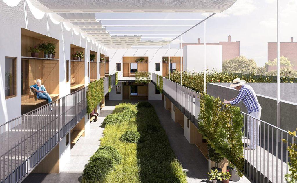 Mercado Habitado II