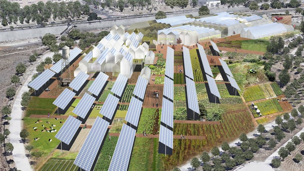 Projekt: Urban Battery