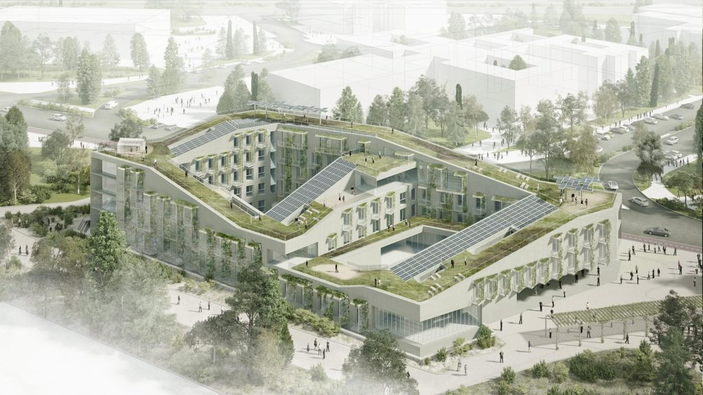 Campus for Living Cities