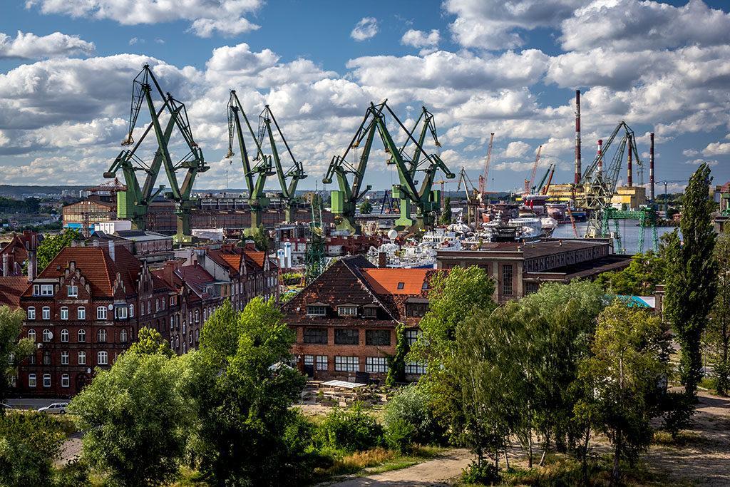Danziger Werft, Solidarnosc