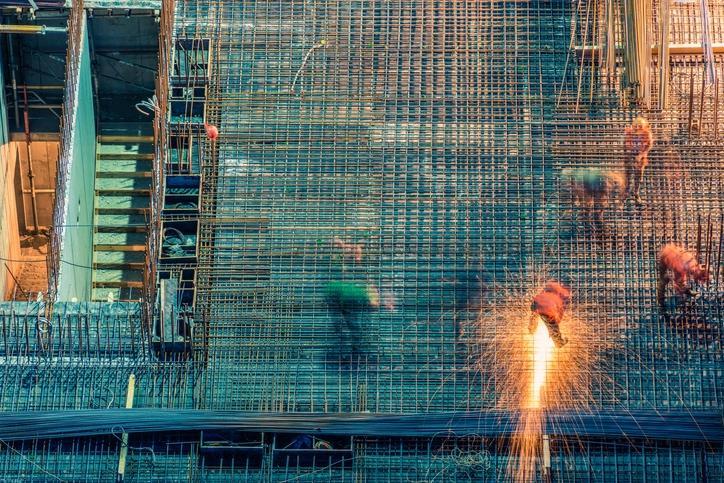 Großbaustelle, Einsatz von BIM