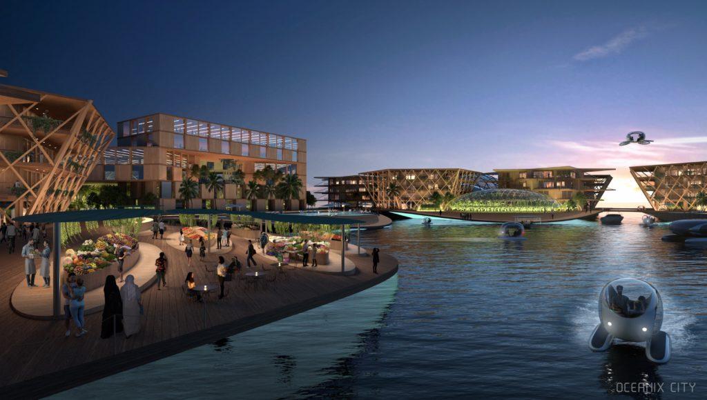 Oceanicx City