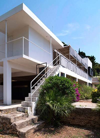 Villa E-1027 von Eileen Gray