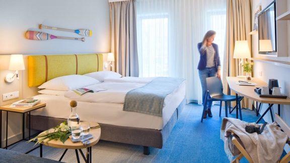 Zimmer im Holiday Inn Gdansk City Center