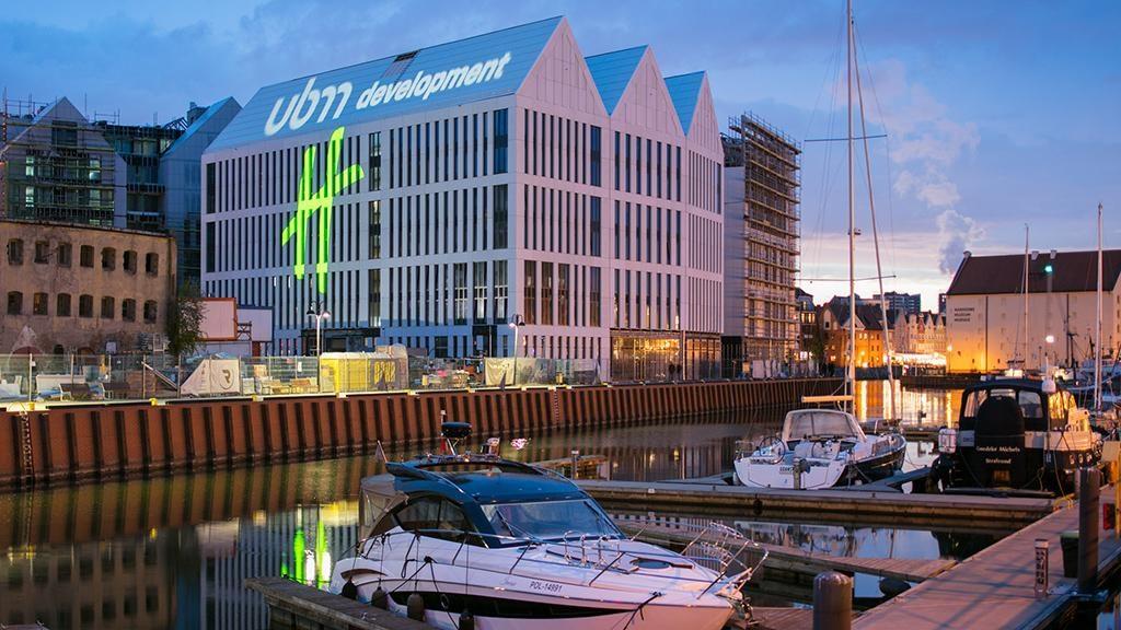 Holiday Inn Gdansk - City Centre. Haustechnik von TKT