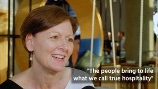 Interview Karin Sheppard, Intercontinental Hotels Group