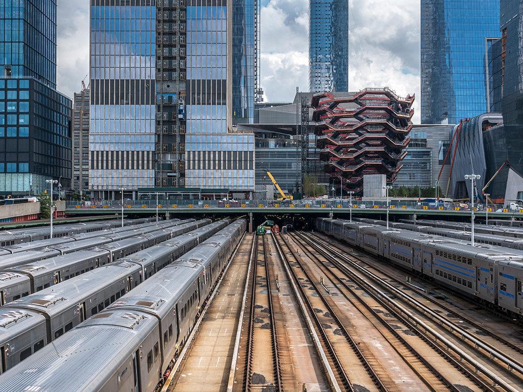Hudson Yards Vessel in New York City