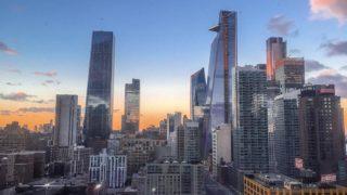 Hudson Yards in New York City