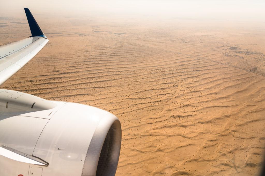 Die Umsetzung der Utopie hat schon begonnen: Ein Flughafen ist bereits in Betrieb. (Symbolbild – Foto: GettyImages)