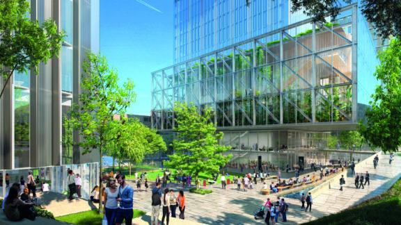 Startschuss für neuen EU-Bürokomplex in Brüssel