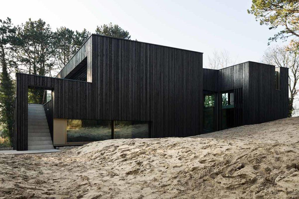 Villa Meyendel in Wassenaar, Netherlands
