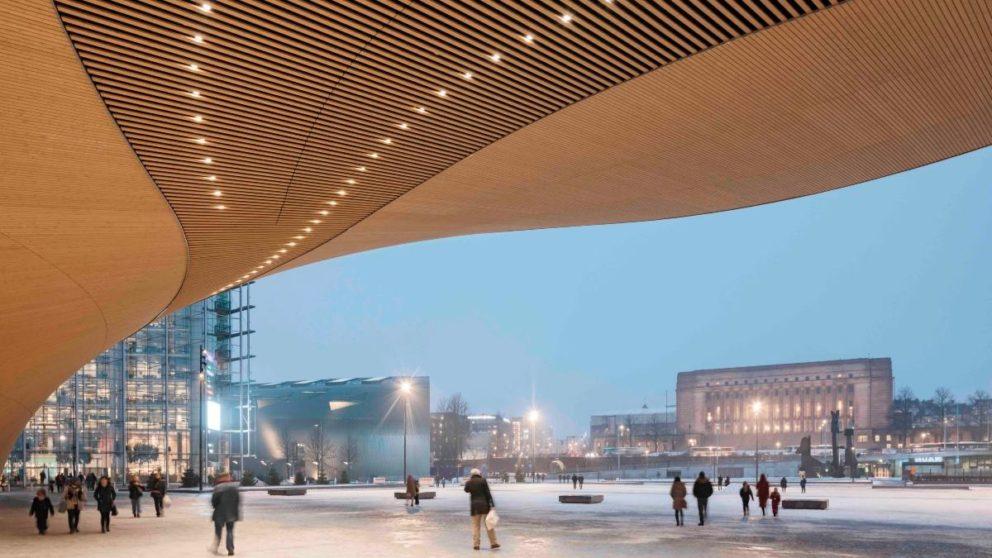 Zentralbibliothek Helsinki