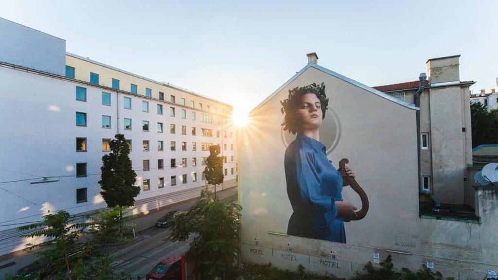 Mural des Colectivo Licuado