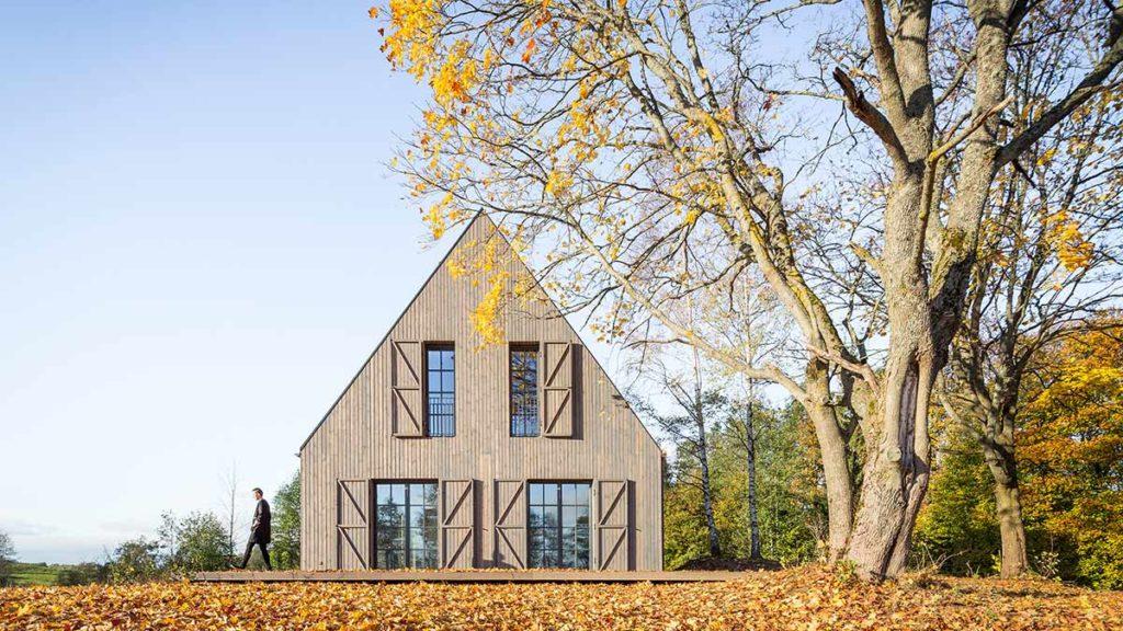 Lakeside Villa im litauischen Zarasai