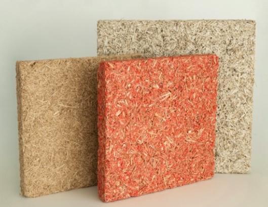 Bauen mit Stroh mit Strohplatten aus Müritz