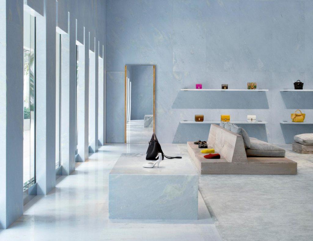 "Store-Design von Weltrang: Valerie Olgiatis ""Celine""-Shop in Miami (Foto: Valerio Olgiati)"