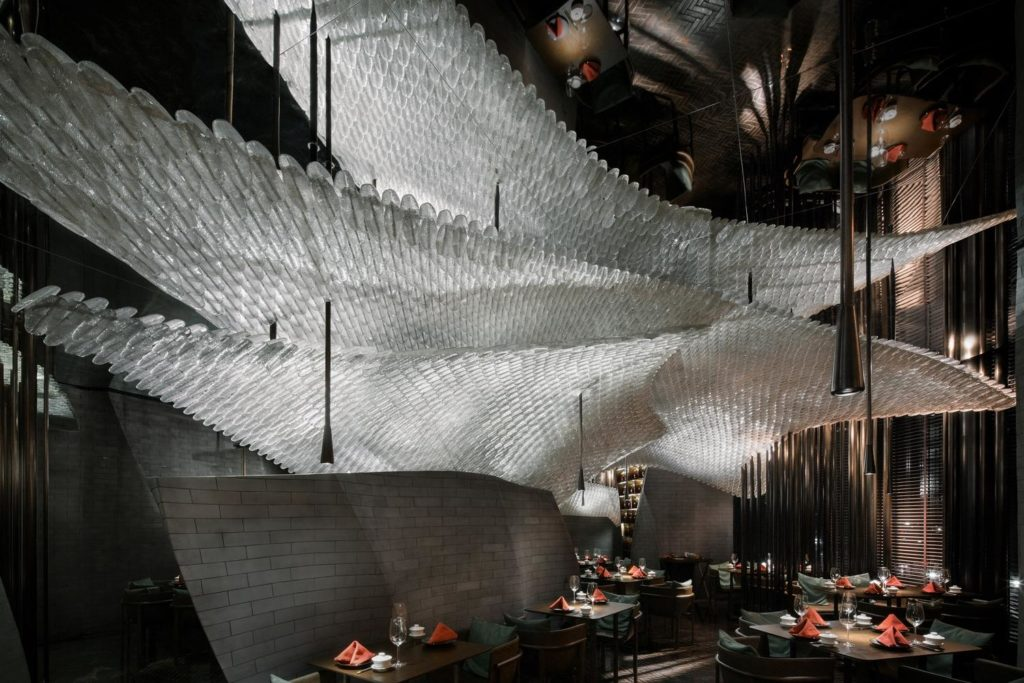 World Winner Restaurant-Design: Republican Metropolis Architecture mit Song's Chinese Cuisine (Foto: Song's Chinese Cuisine )