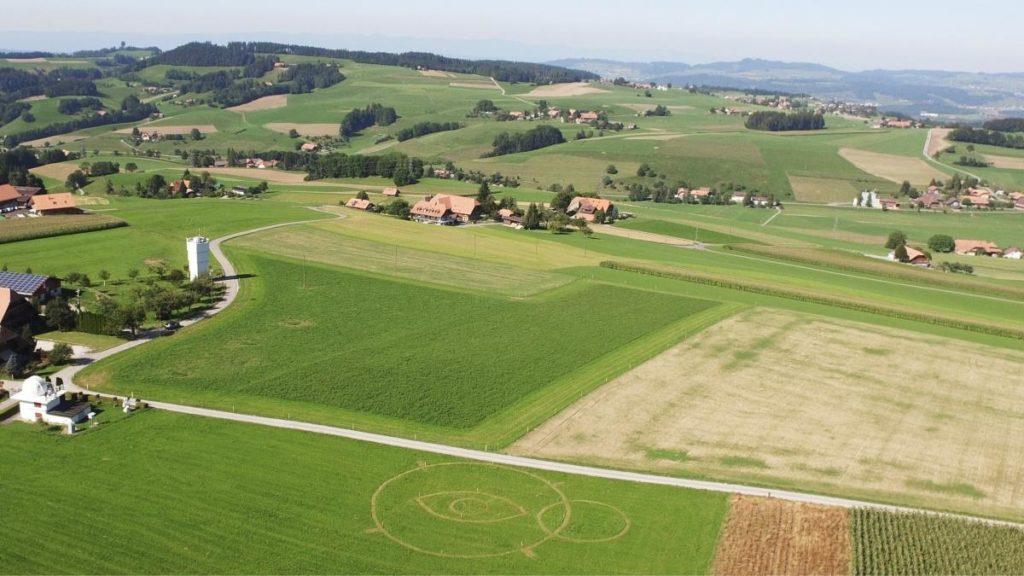 Drohnenfoto Uecht