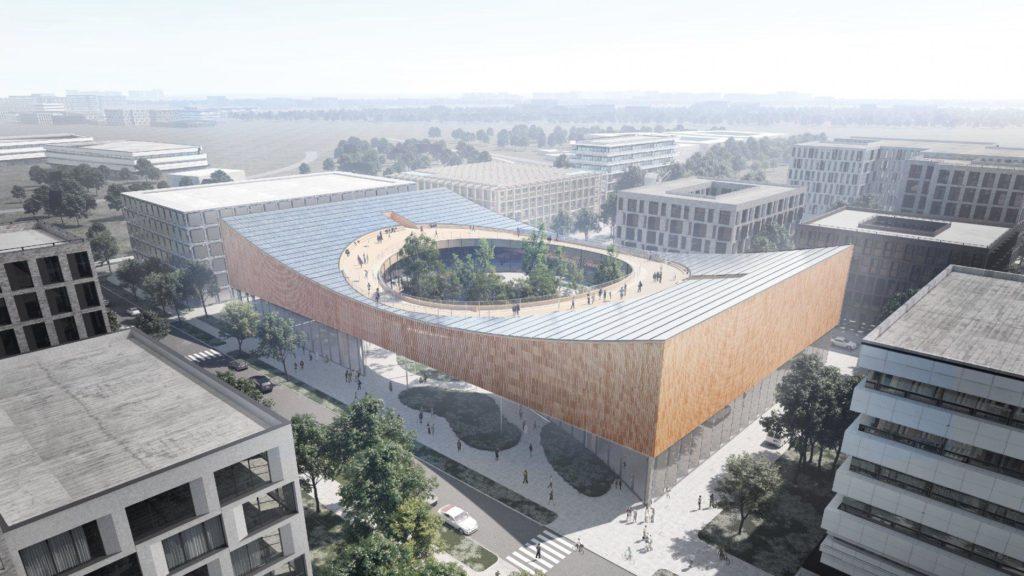 Neues Wissenschaftsmuseum in Lund
