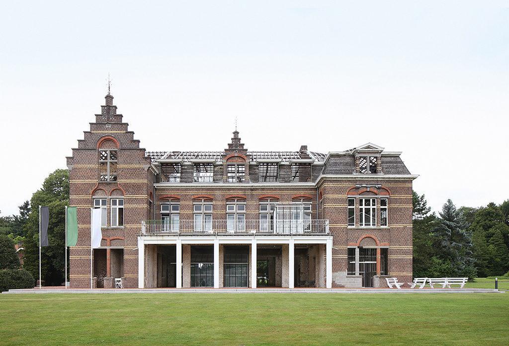 Unter den Finalisten: Das Projekt PC CARITAS im belgischen Melle von architecten de vylder vinck Taillieu. (Foto: Filip Dujardin)