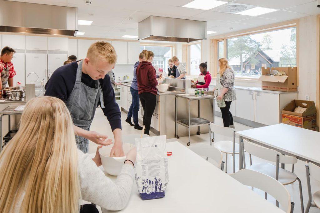 Vielfältige Nutzung: PPAGs Konzept bietet Pädagogen und Schülern viel Raum zur Entfaltung (Foto: Wolfgang Thaler)