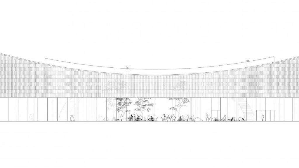 Plans for the sustainable Science Centre