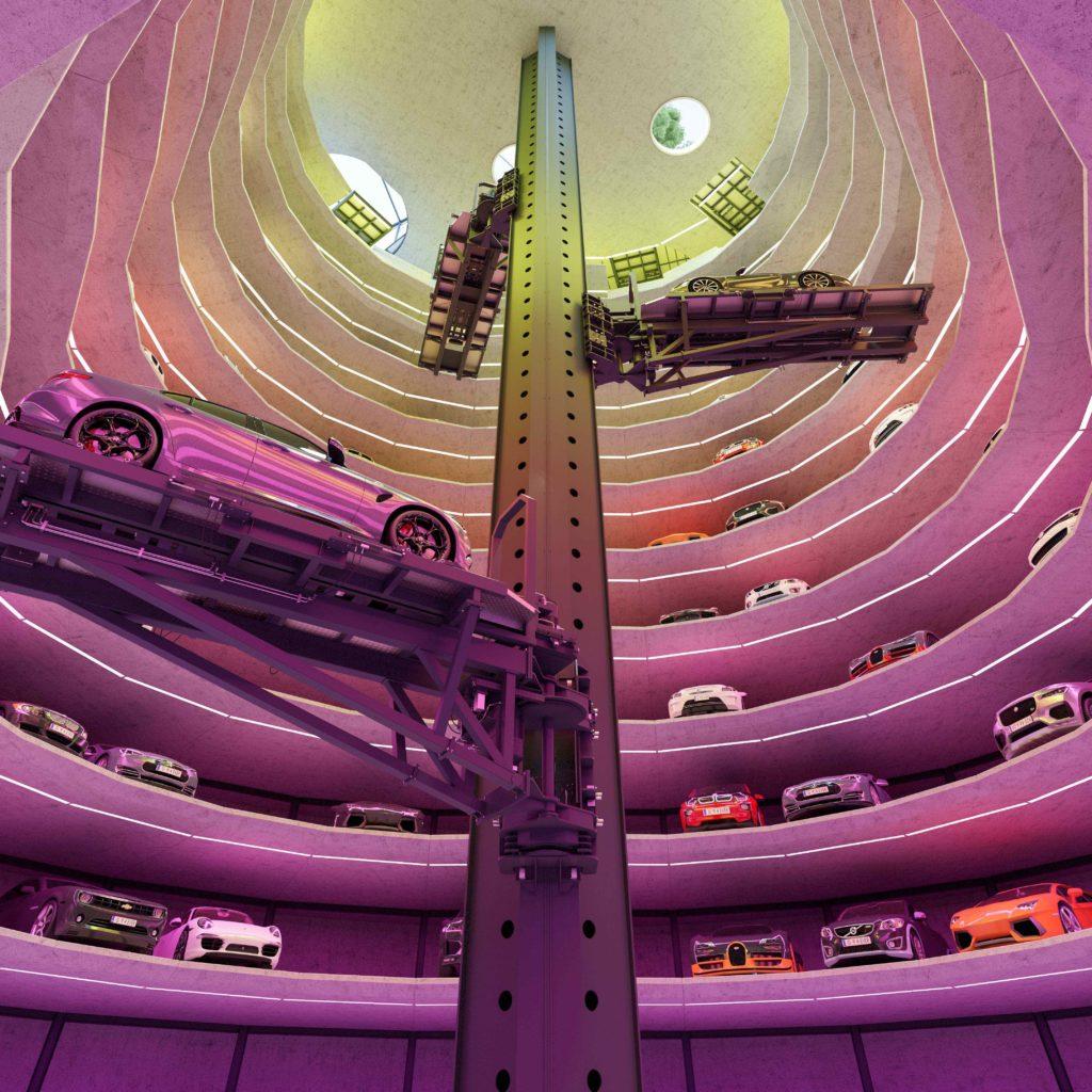 System von Strohecker Architects und Palis