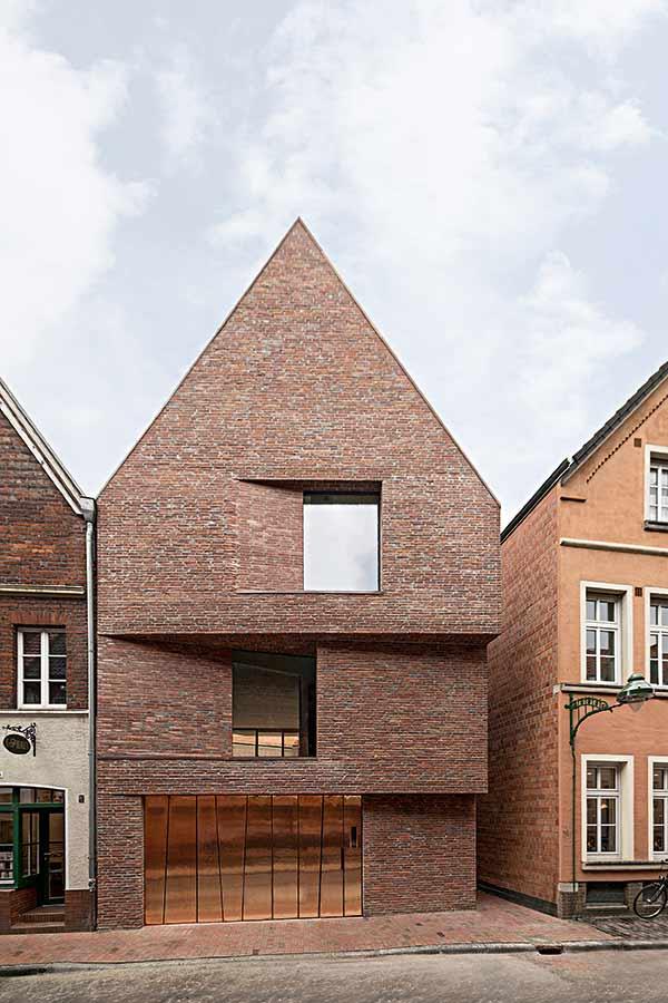 Das Haus am Buddenturm, Münster