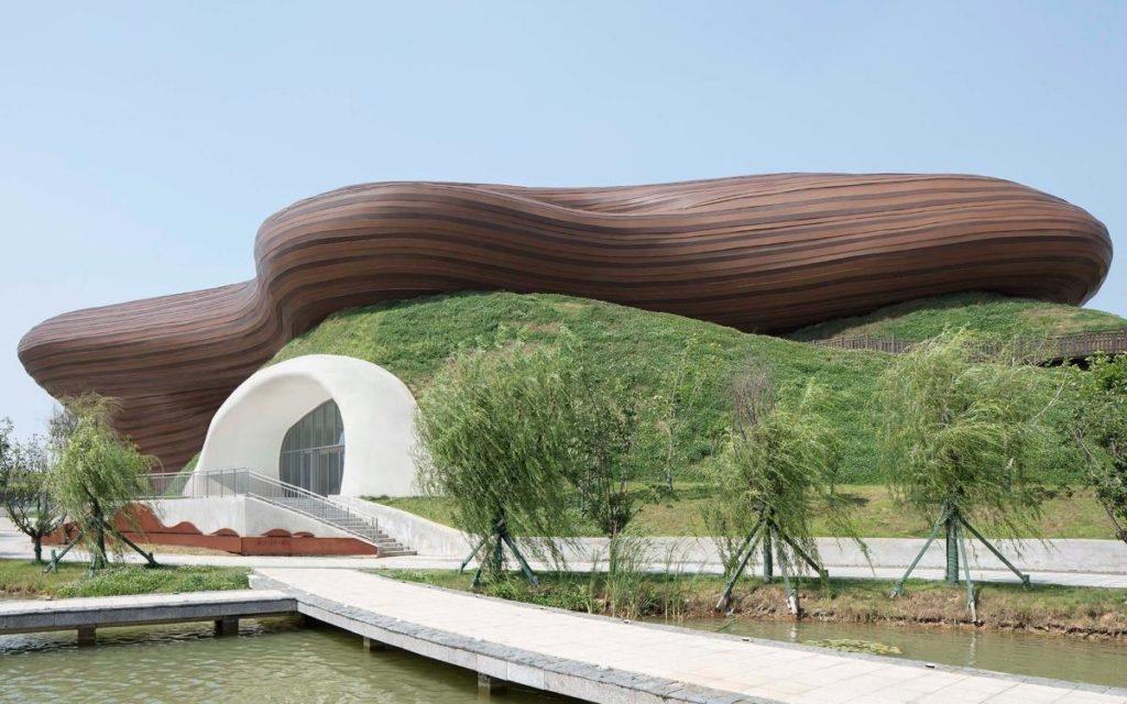Museum von Crox entworfen