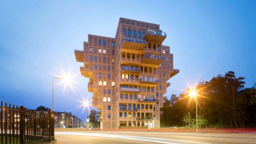 Apartment-Komplex Rene van Zuuk