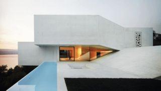 Wohnhaus von Daluz Gonzales Architekten