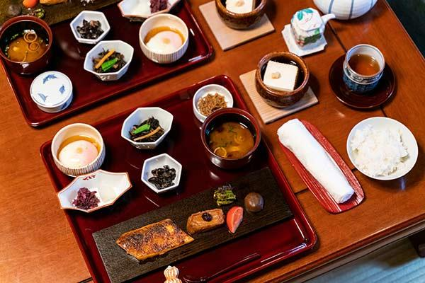 Kaiseki, japanische Haute Cuisine