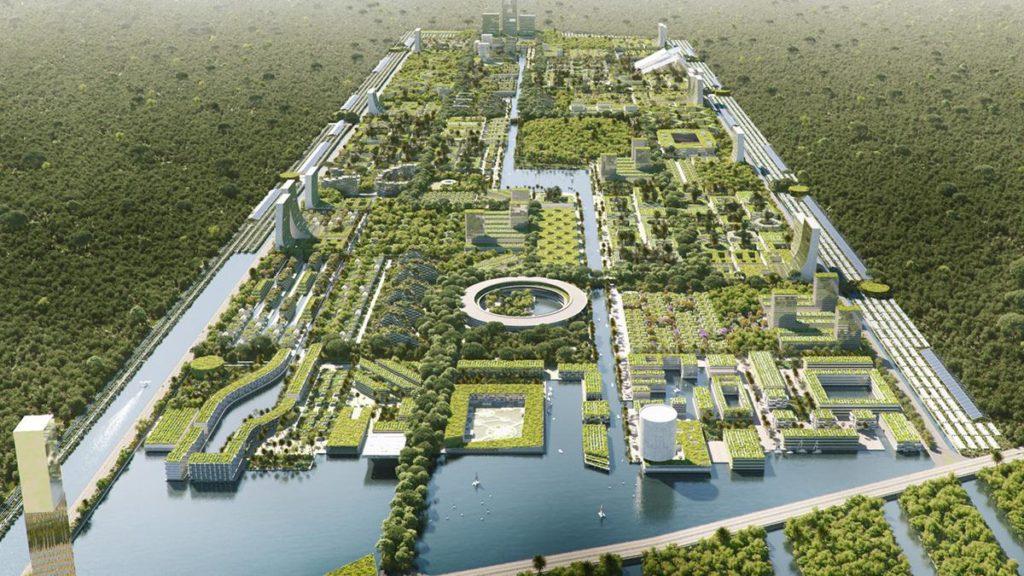 Die grünste Stadt der Welt