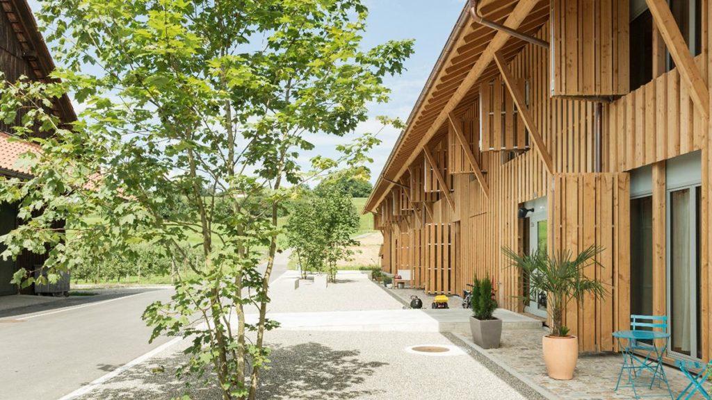 Highlights urbaner Holzbau-Pioniere (Foto: Beat Bühler)