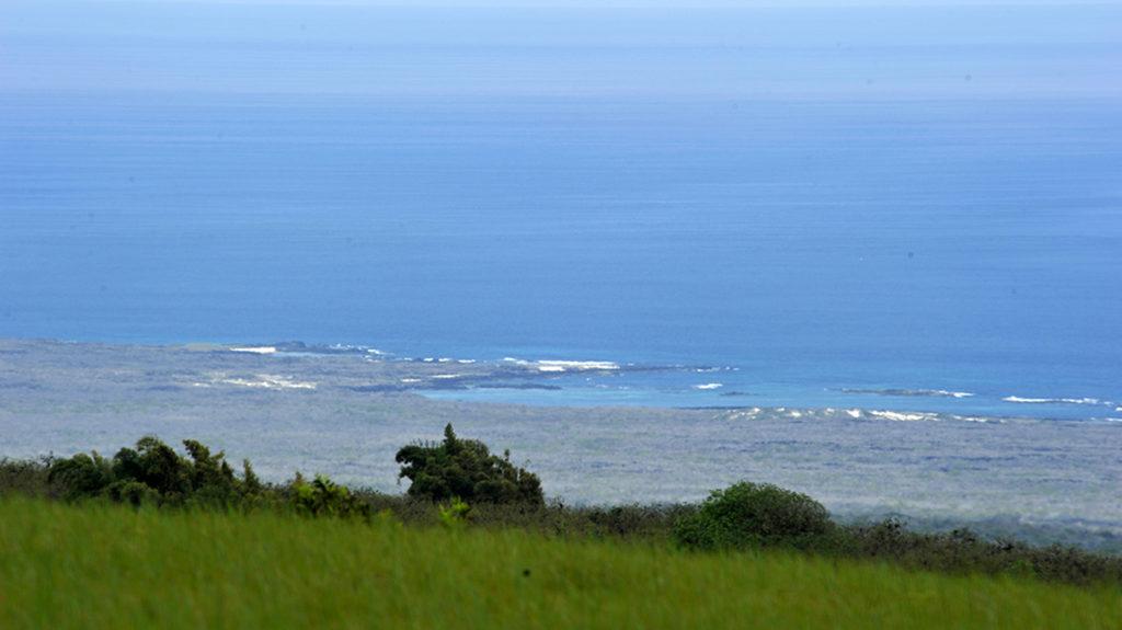 Weitblick: Aussicht vom Gelände des neuen Six Senses Resorts. (Foto: Hitesh Mehta)