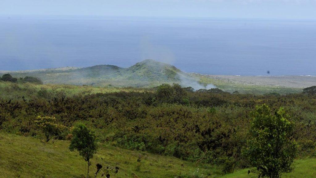 Die Landschaft rund um die Anlage ist atemberaubend schön. (Foto: Hitesh Mehta)