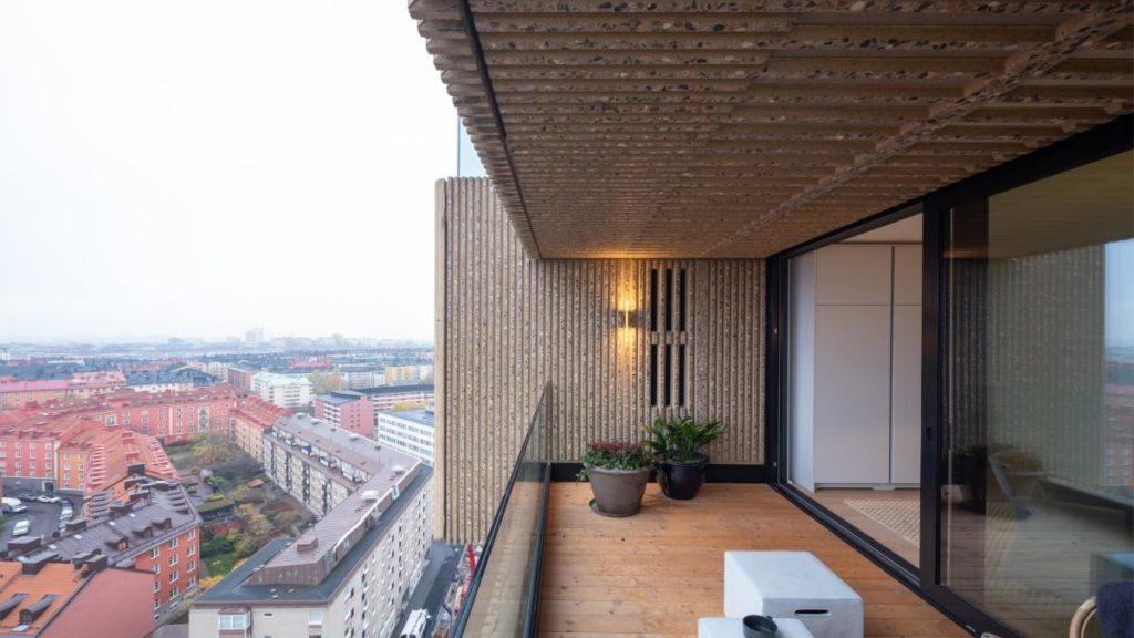 Terrace Norra Tornen