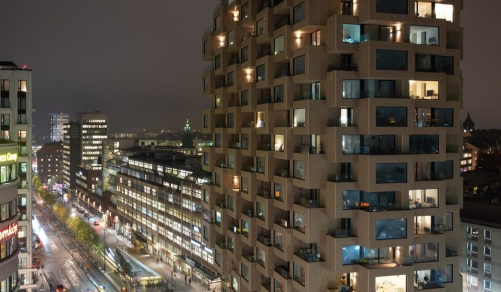 Norra Tornen in Stockholm