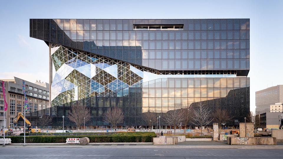 Axel Springer new building